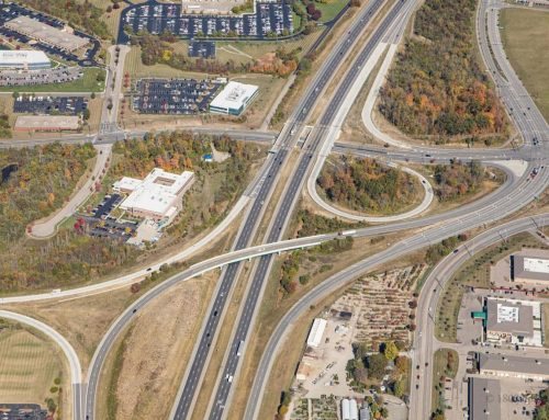 Reimagining the I-71 and Western Row Road Interchange