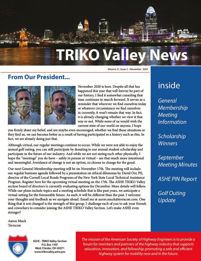 thumbnail of ASHE_Newsletter_2020_November